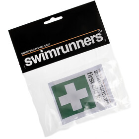 Swimrunners Waterproof Ensiapu, clear